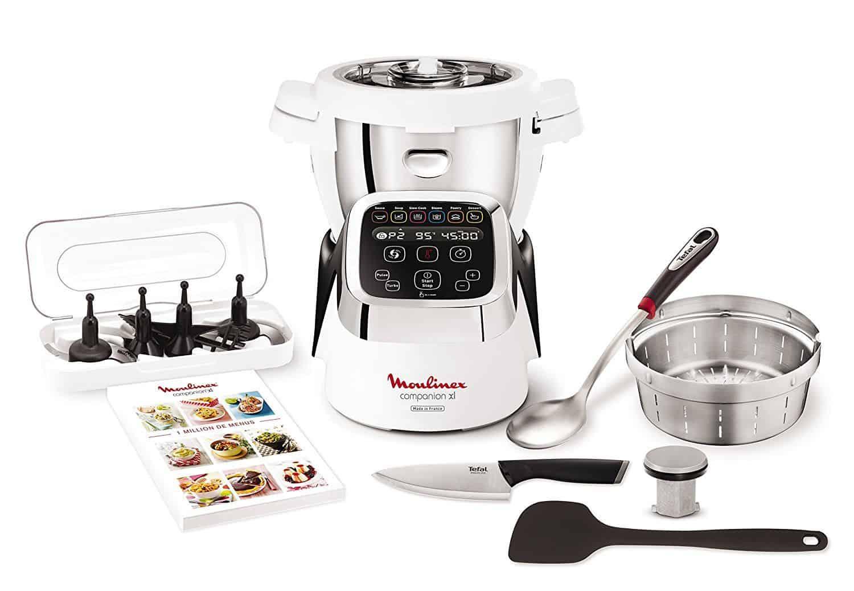 Miglior robot da cucina il migliore luglio 2018 sconti migliori - Prezzo robot da cucina moulinex ...