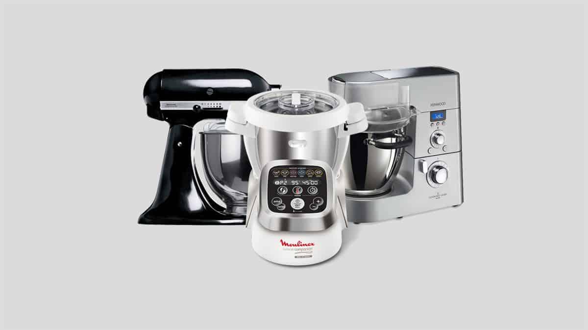 Miglior robot da cucina che cuoce: Aprile 2019 • Sconti Migliori