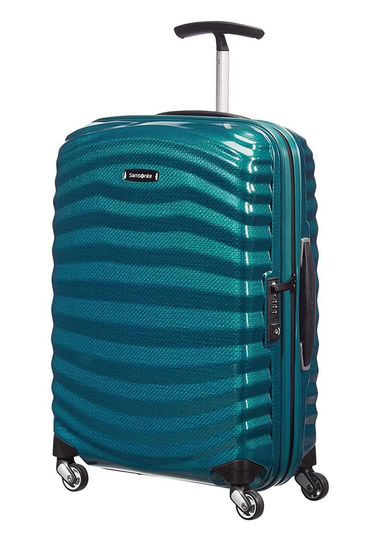 4791d410fa Se i modelli precedenti non vi hanno stupito e se, soprattutto, non badate  a spese per la protezione dei vostri bagagli, Samsonite propone un vero e  proprio ...