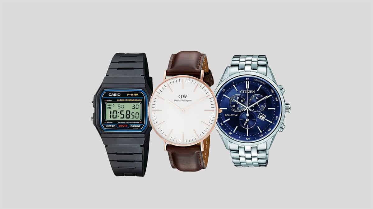 3e07c696375312 Miglior orologio da polso uomo: selezione • Giugno 2019 • Sconti ...