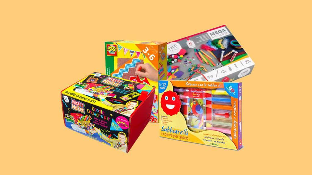 Kit Lavoretti Di Natale.Lavoretti Creativi Per Bambini I Migliori Marzo 2020 Sconti Migliori