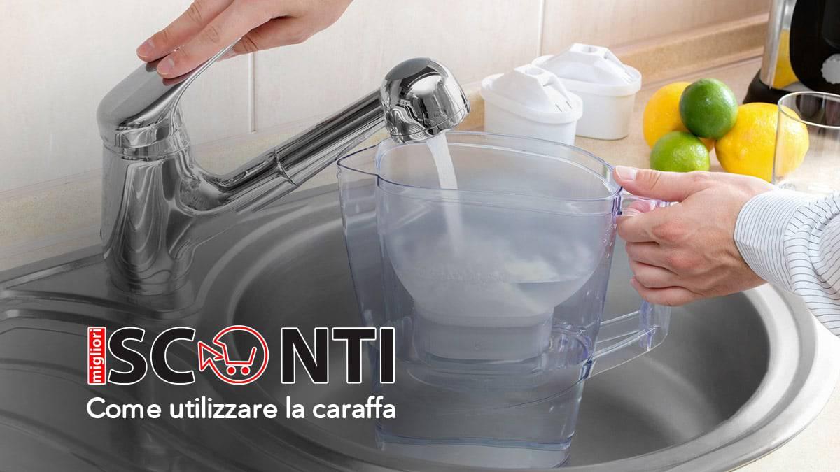 Miglior Caraffa Filtrante per Acqua