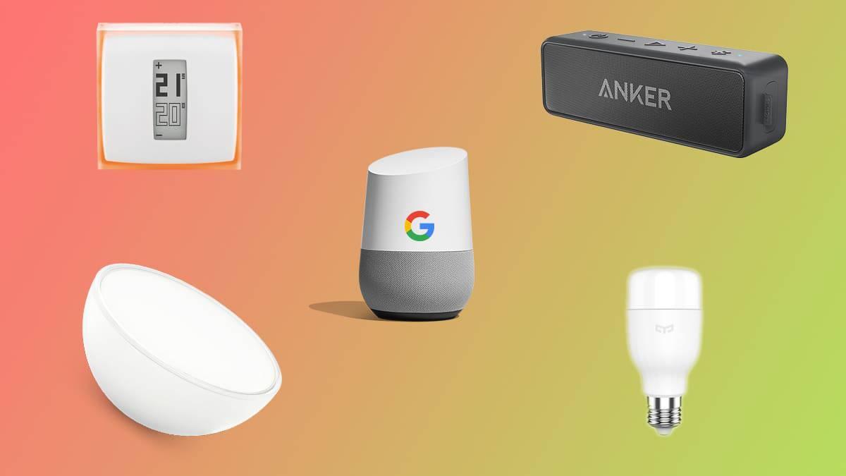 Google Home accessori  scopri i migliori a Marzo 2019 • Sconti Migliori 1e66d162bb72