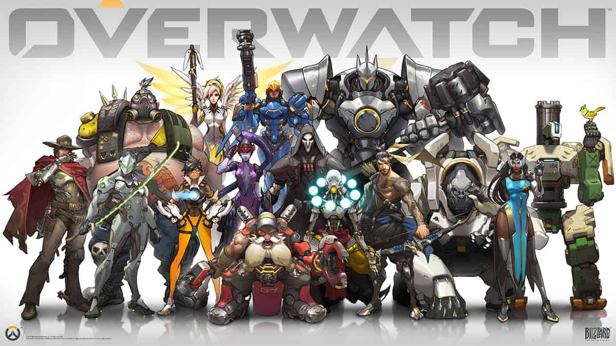 overwatch personaggi