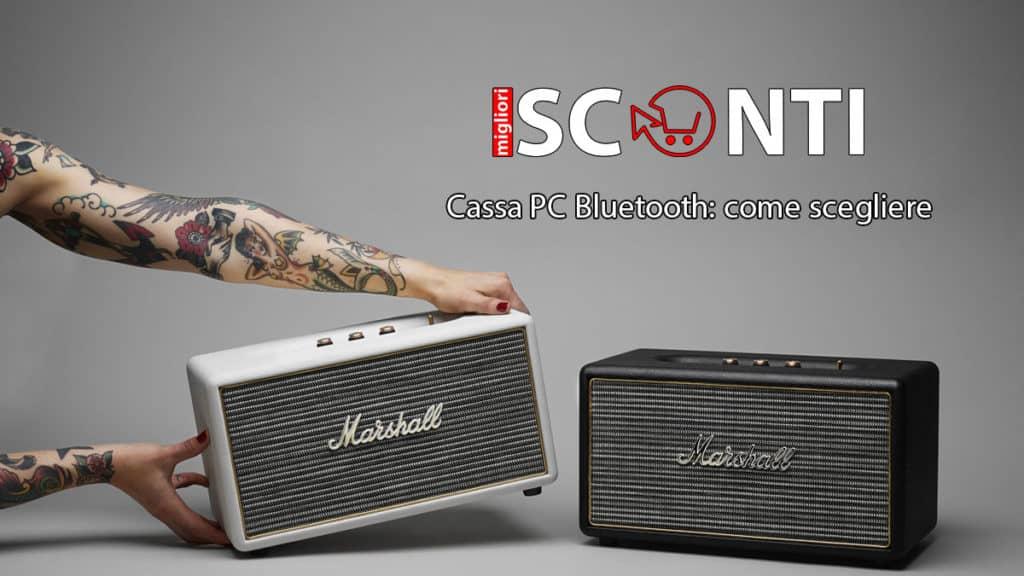 Cassa PC Bluetooth