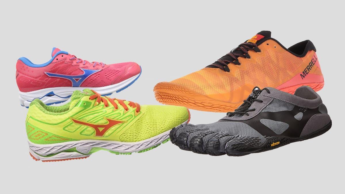 1aa11155ac Migliori scarpe per correre: la scelta di Febbraio 2019 • Sconti ...