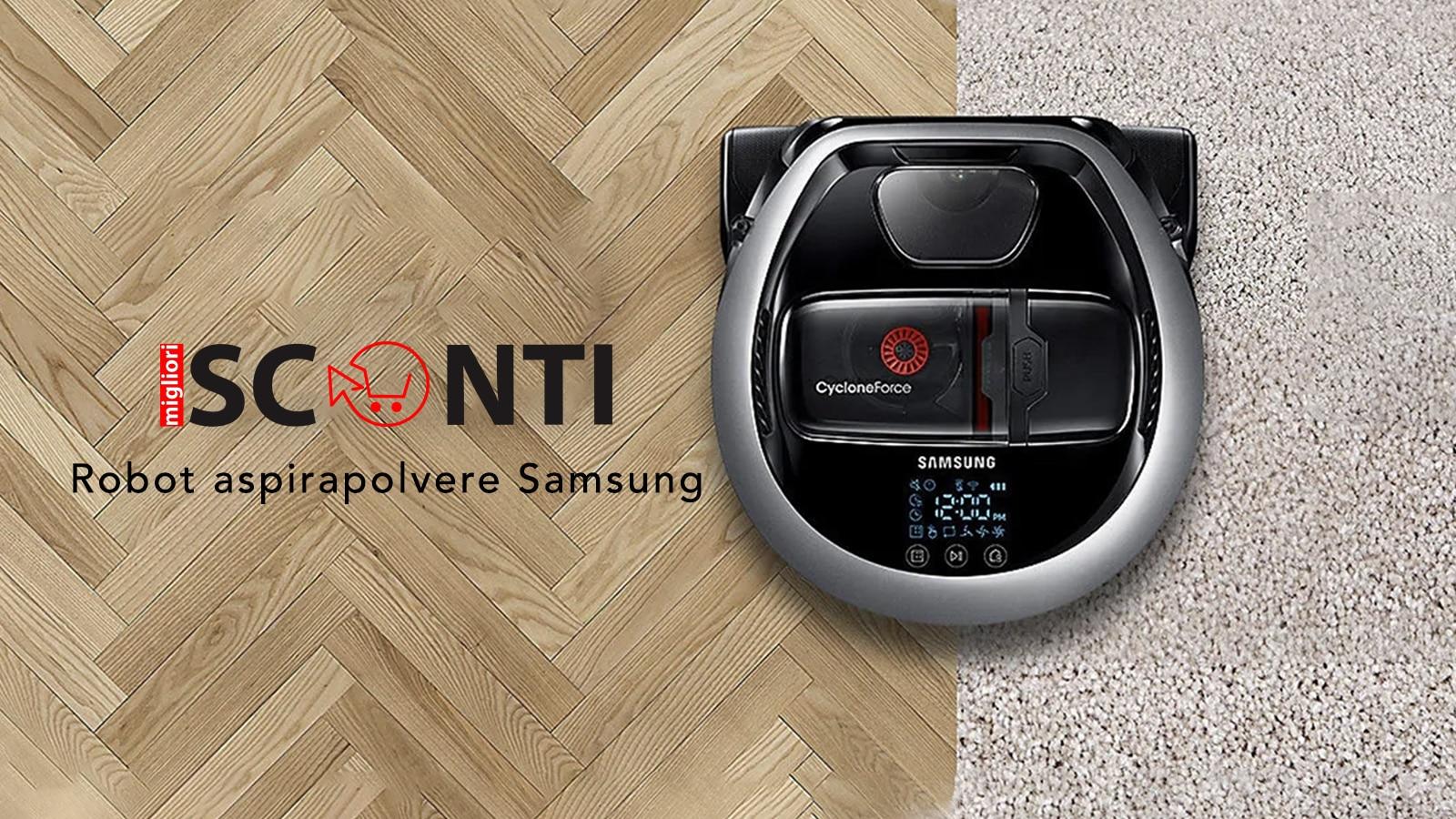 Aspirapolvere Robot Miglior Prezzo.Robot Aspirapolvere Samsung Migliore Luglio 2019 Sconti