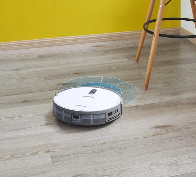 robotaspirapolvere Ecovacs Deebot